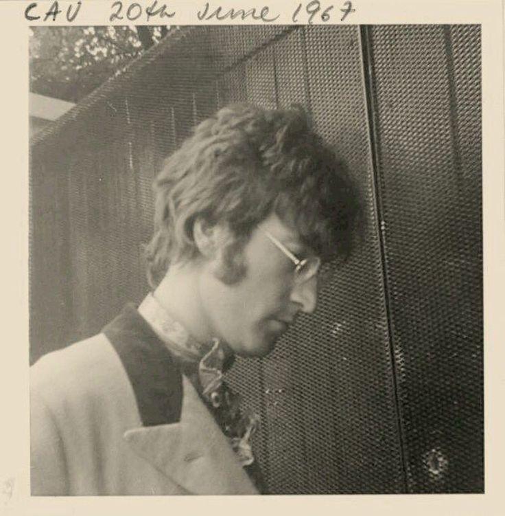 John Lennon - June 20th, 1967