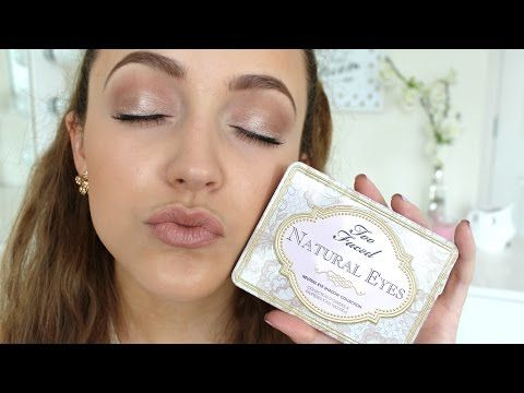 Get Ready With Me! Simple & Nude - KathleenLights