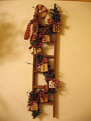 17 Best images about CRAFTS (LATHES & LADDERS) on ...