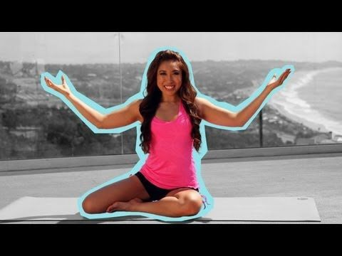 Sleek and Sexy Arms for Beginners   Pilates Bootcamp With Cassey Ho