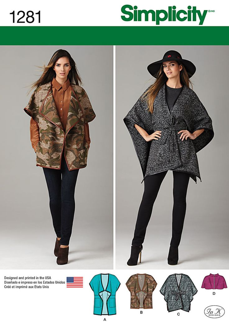 131 best Sewing Wishlist- JACKETS/COATS/OUTERWEAR images on Pinterest