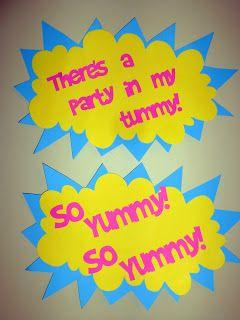 The Shower Planner: Yo Gabba Gabba! birthday party