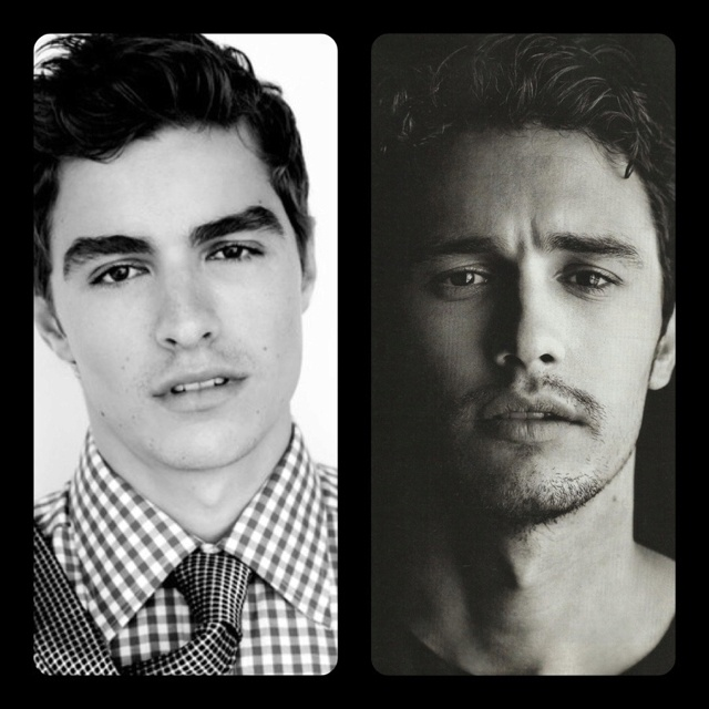 James and Dave Franco...their parents get an A+ in making good looking men :]