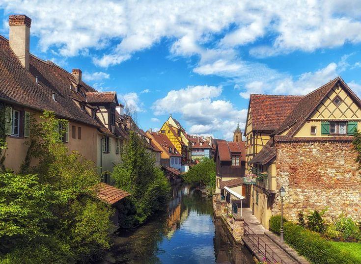 Mintha a Szépség és a szörnyetegből szakították volna ki a francia kisvárost | Sokszínű vidék