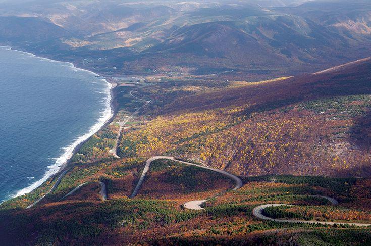 Le parc national des Hautes-Terres-du-Cap-Breton, Nouvelle-Écosse