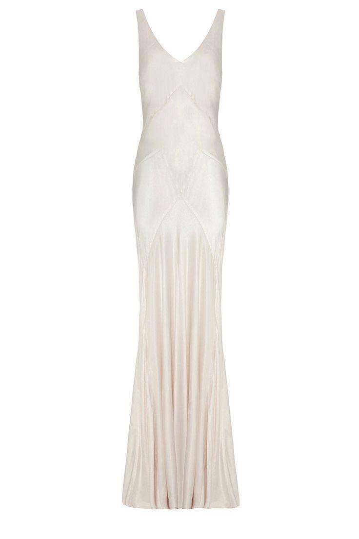 Ghost Layla wedding dress Ivory 50 Best: High Street Wedding Dresses
