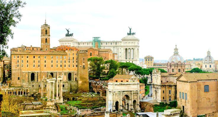 Секретные места в Риме, до которых не доходят туристы