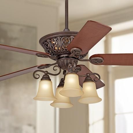 Lamps plus see more 52 costa del sol scroll ceiling fan