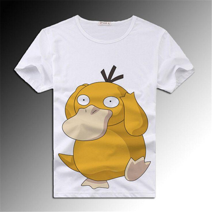 Pokemon Go T-shirt Fashion Cartoon Character Print Tee Women&Men Lovers Pokemon Pikachu Cute Cartoon T-shirt Plus Size S-3XL Top