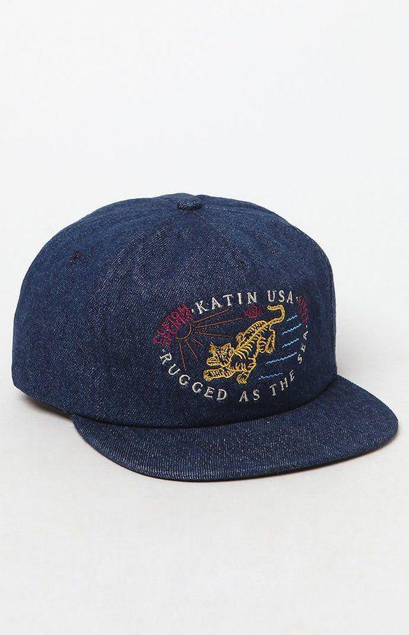 Katin Jaguar Denim Strapback Hat
