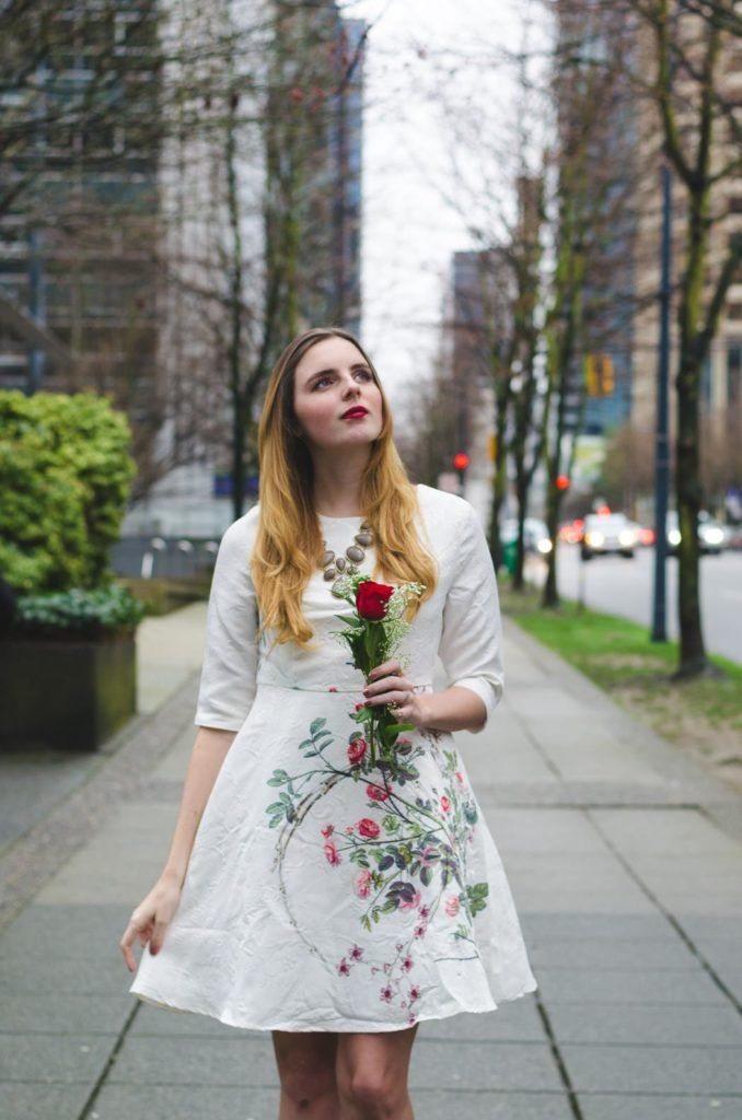 Current Style Trends Spring Dress