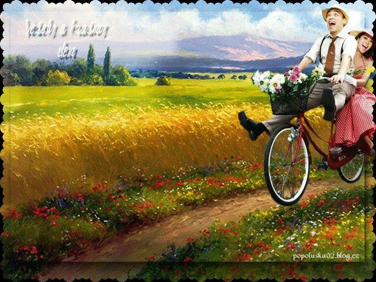 romantika ny bicykli