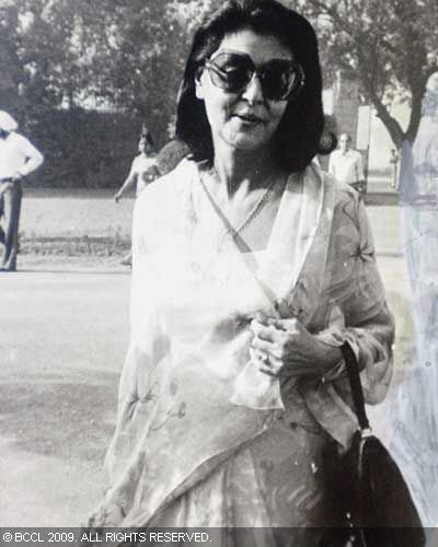 Photo - Rajmata Gayatri Devi: Life in pictures