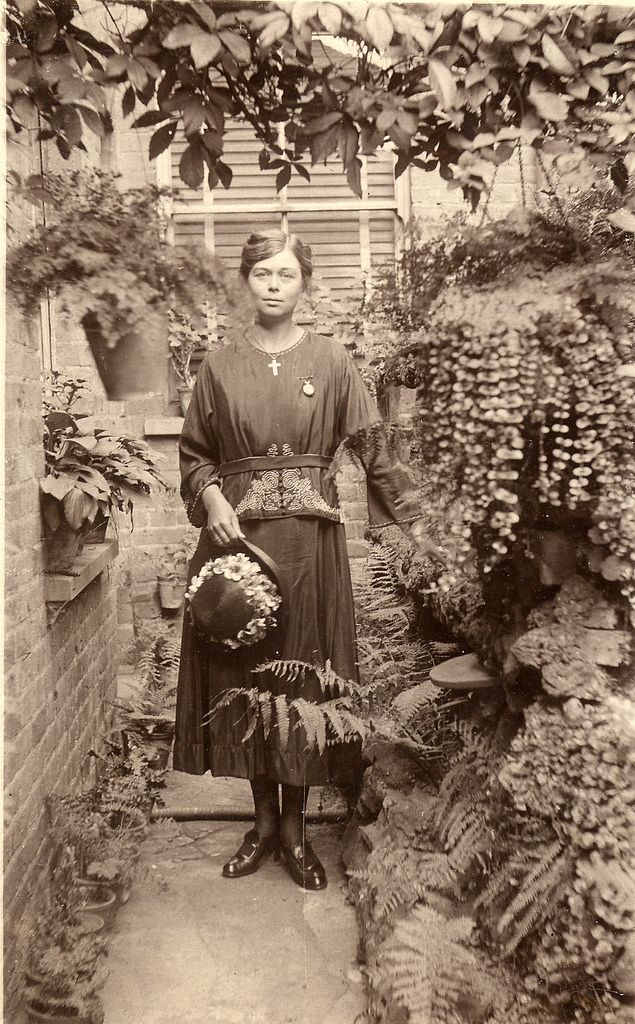 +~+~ Antique Photograph ~+~+ It's a jungle out there.