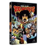 200 Motels is a 1971 American-British musical surrealist film co-written and directed by Frank Zappa and Tony Palmer' starring The Mothers of Invention' Theodore Bikel' Ringo Starr and Keith Moon. The film covers a storyline about The Mothers of Invention going crazy in the small town Centerville...