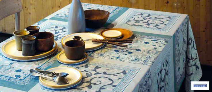 27 best images about tovaglie da tavola on pinterest - Tovaglie da tavola bassetti ...