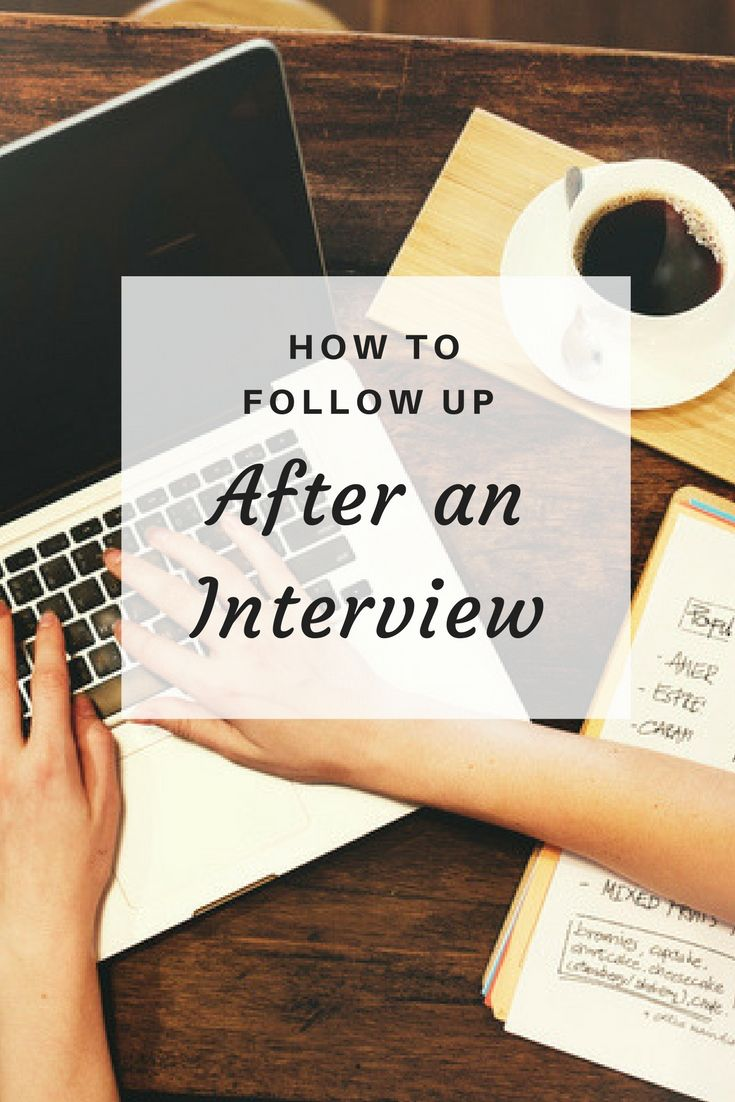 dallas resume service%0A How to properly follow up after an interview