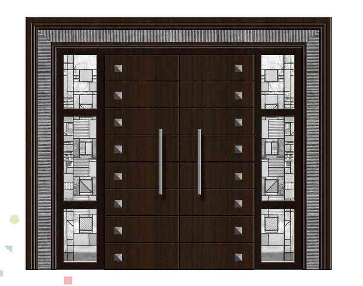 contemporary pooja door - Google Search
