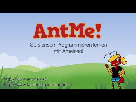 AntMe! Spielend Programmieren lernen