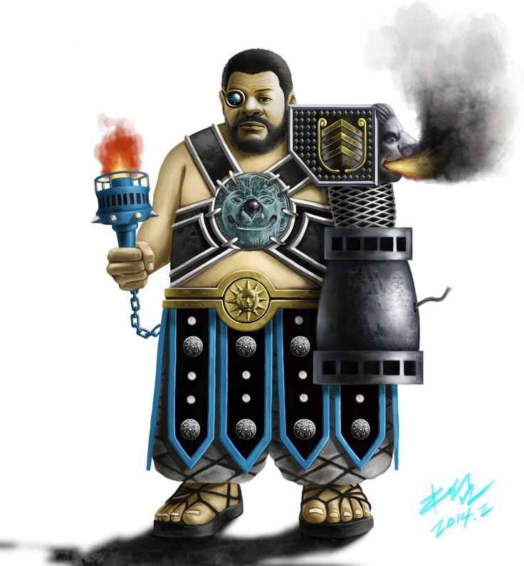 cannon man~