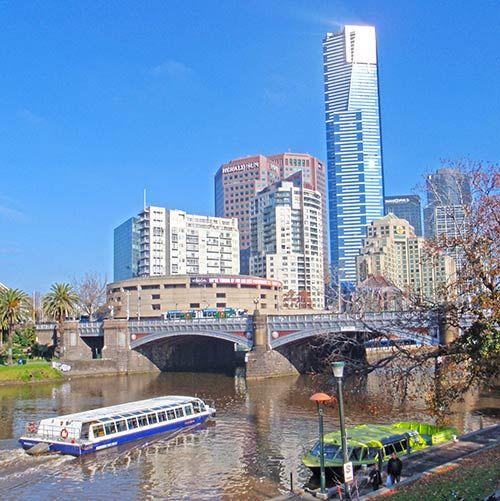Yarra River, #Melbourne #AustraliaItsBig