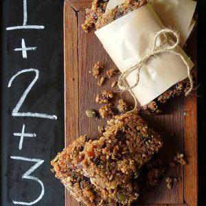 Chocolate Energy Bars #Kids #Lunchbox #SouthAfrica