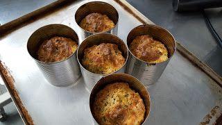 """En tu salsa: Muffins de brócoli y queso """"a la lata"""""""