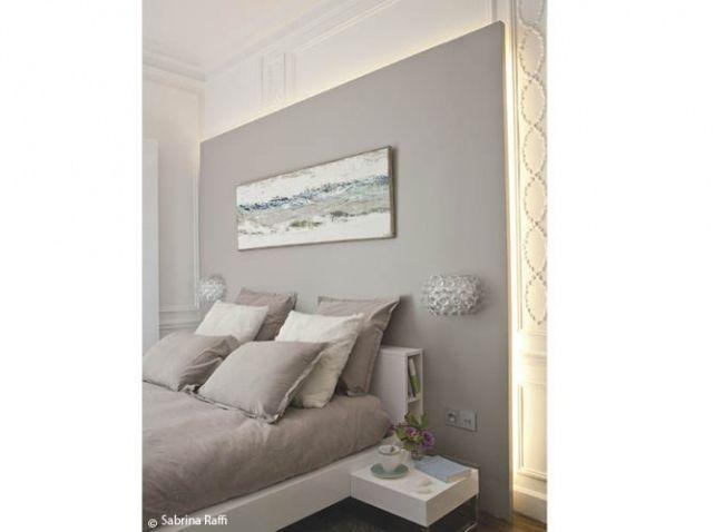 tete de lit cloison chambre pinterest. Black Bedroom Furniture Sets. Home Design Ideas