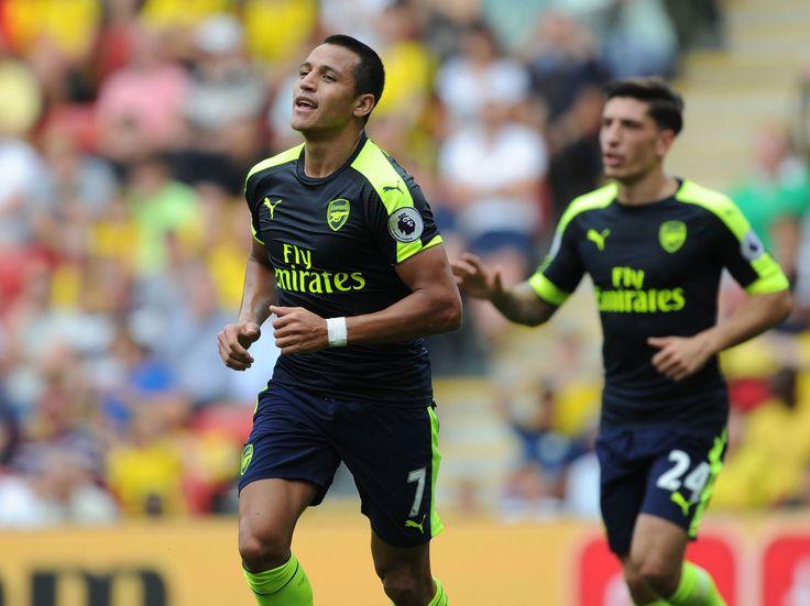 Alexis / Arsenal Vs. Watford