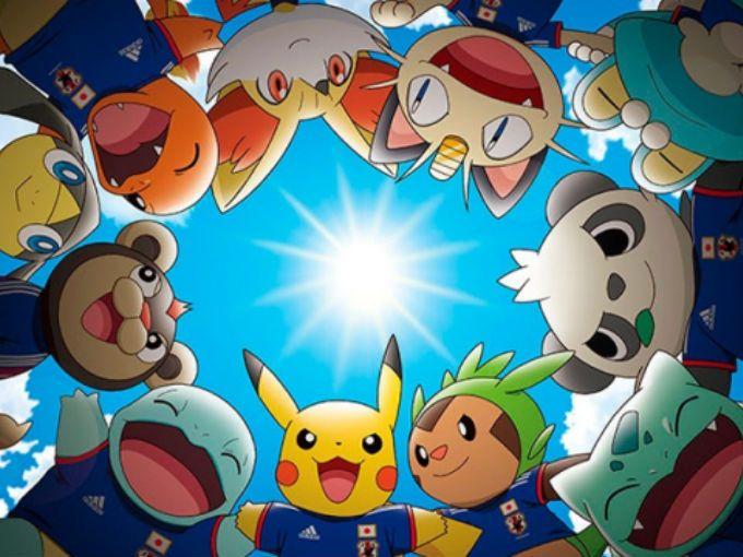 Pikachu será la mascota oficial de Japón en Brasil 2014