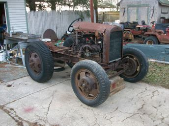 1930 Ford Model Aa Stake Truck Doodlebug Old Tractors
