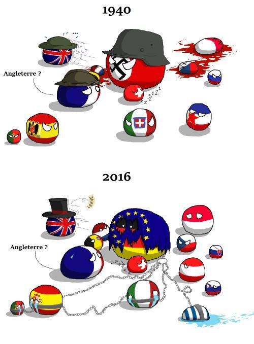 Alemania finalmente aprendió a conquistarnos