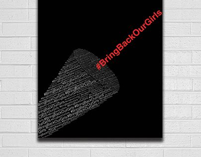 """Check out new work on my @Behance portfolio: """"#BringBackOurGirls"""" http://be.net/gallery/32526731/BringBackOurGirls"""