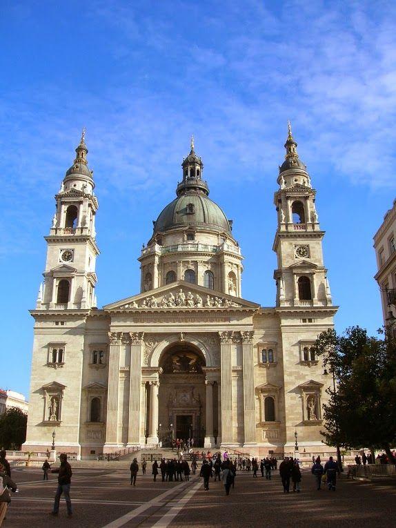 St.Steve Basilika Budapest