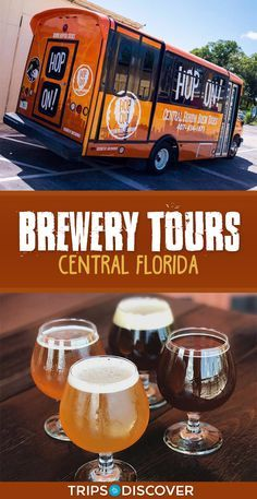 Go Brewery Hopping on this Central Florida Tour