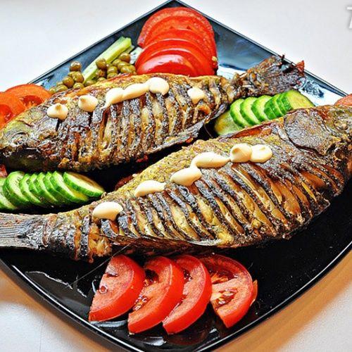 Рыбный день по-французск…
