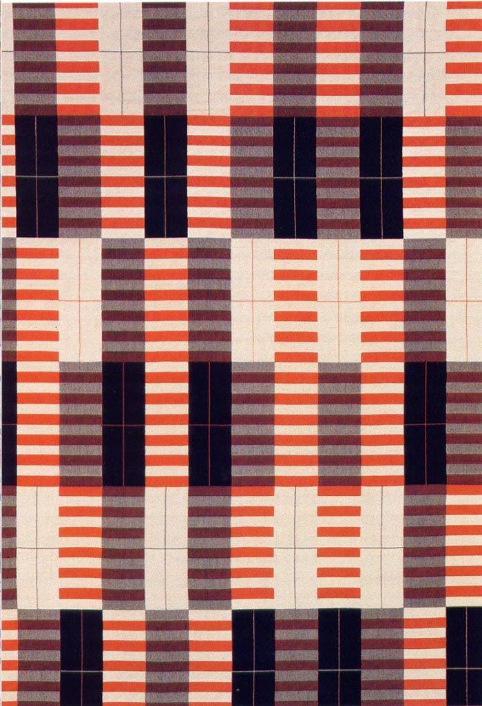 Anni Albers: tisser et imprimer. | COLLECTIF TEXTILE