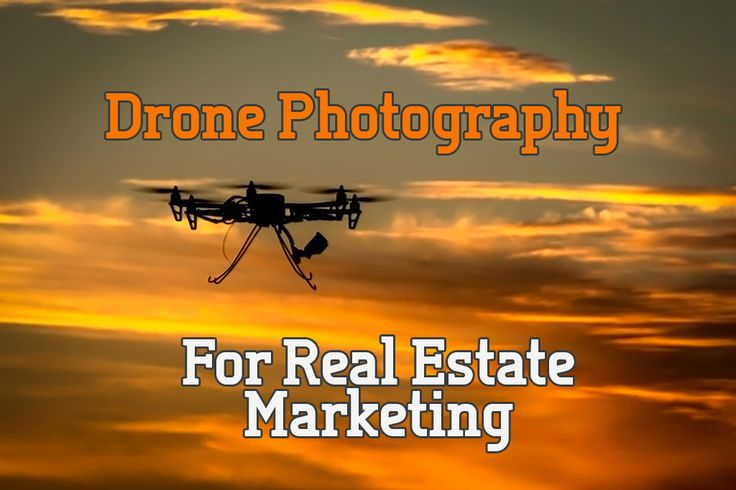 Great idea! Have you ever considered hiring a drone operator for your real estate photography?