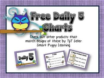 This is a set of 3 posters including your Daily 5 Topper, IPick and 3 Ways to read a book chart.These products are independently made and are i...