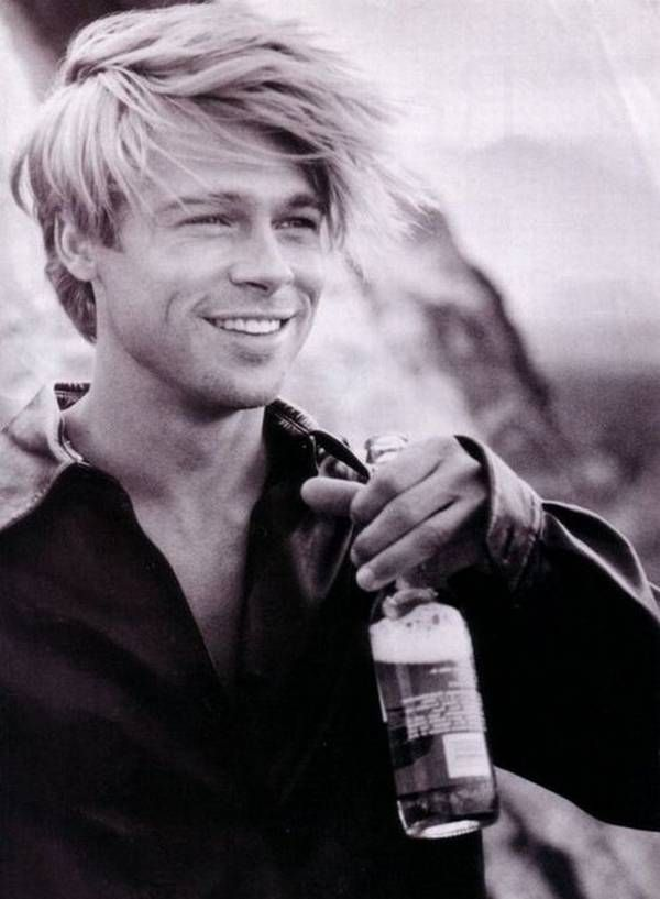 Brad PittBut, Young Brad, Boys, Bradpitt, Celebrities, Brad Pitt, Actor, Rare Photos, Beautiful People