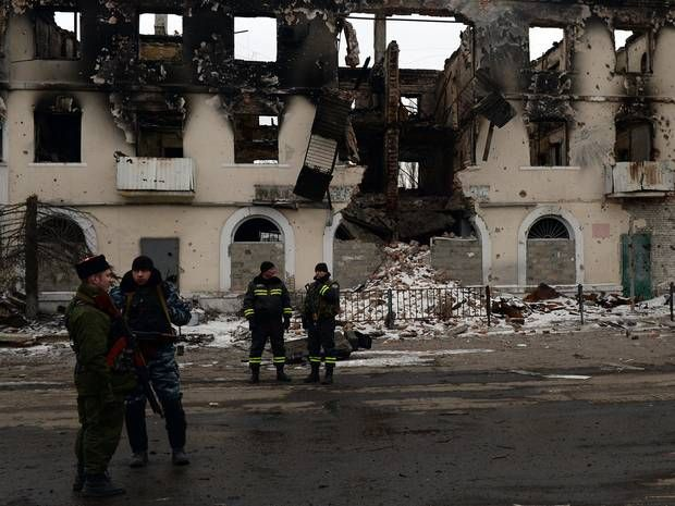 Ukraine fears 'big war' as Russia sends in more troops - Europe - World - The Independent