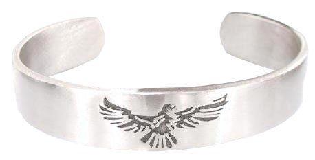 Phoenix Bird Firebird Pewter Bracelet Dan Jewelers. $17.97. Dan Jewelers has tens of thousands of positive feedbacks across the internet.. Hypoallergenic. Satisfaction guaranteed.. Does not tarnish. Good value
