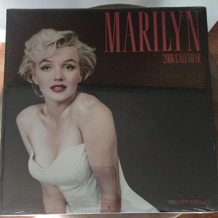 Marilyn Monroe Calendar 2006 (2006, Calendar)