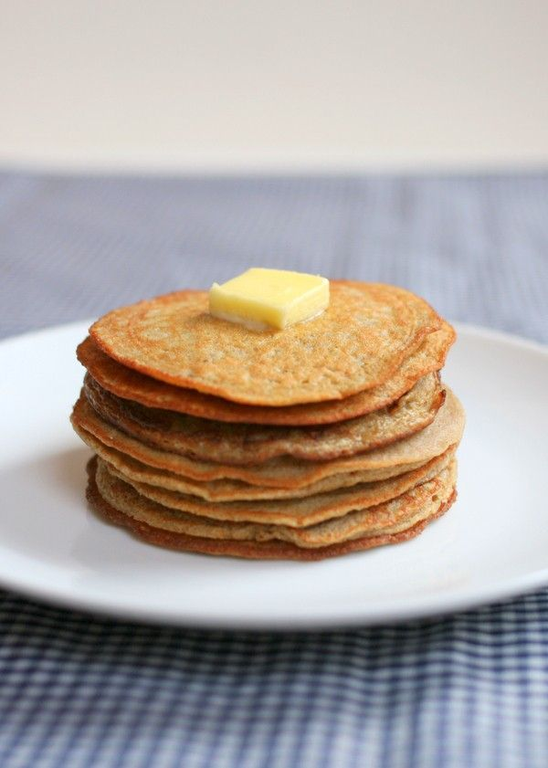 Two-Ingredient Pancakes - paleo, gluten-free, dairy-free | Hellobee