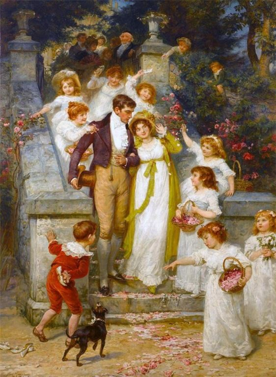 Frederick Morgan @@@@....http://www.pinterest.com/t0e4li/arte-la-boda/ €€€€€€€€€€€€€€€€€€€€€