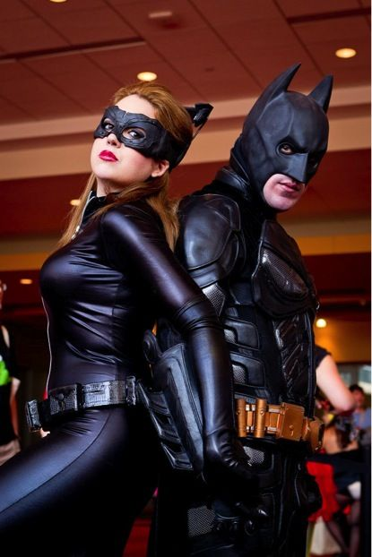 Cosplay Costumes For Comic Loving Couples - sorry future husband or kids I will embarass but I'm doing all of these;)
