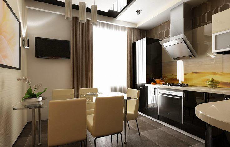 Сделать просторной и кухню, и гостиную, организовать столовую — и при этом не затронуть остальные комнаты? Это не просто возможно, это удобно и красиво! Однако здесь есть множество нюансов, о которых мы расскажем максимально подробно