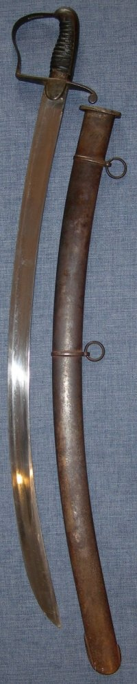 Waterloo British 13th Light Dragoons Cavalry Sword