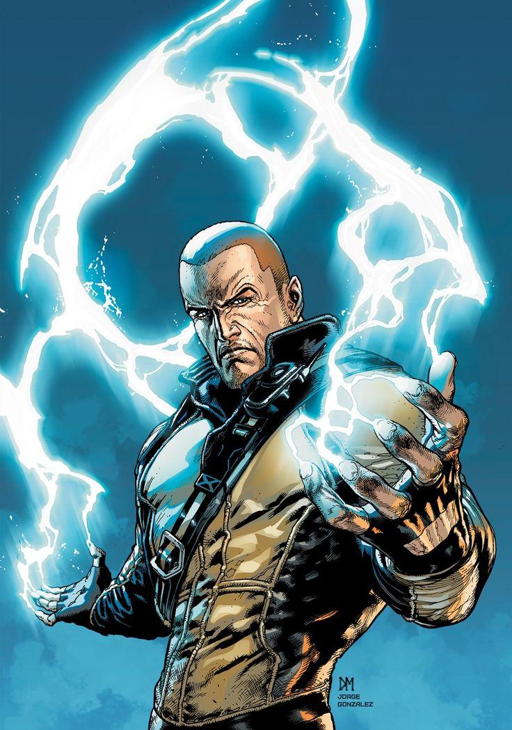 Výsledek obrázku pro lightning based characters