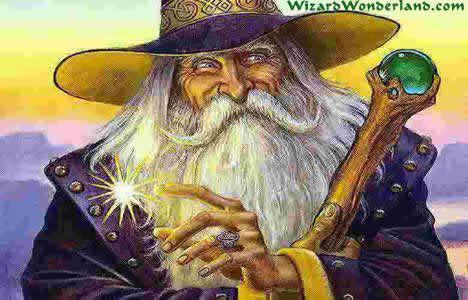 Merlin The Great Wizard